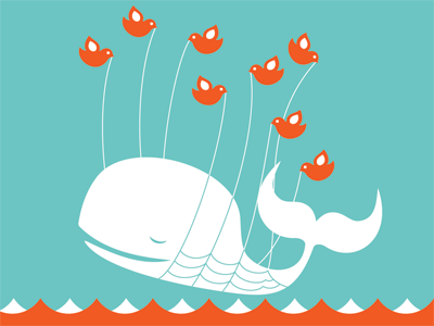 Twitter is over capacity...