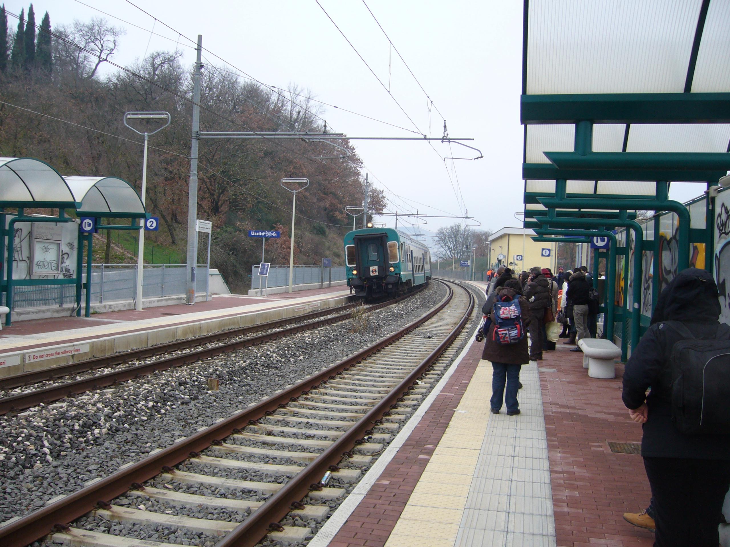 stazione perugia capitini