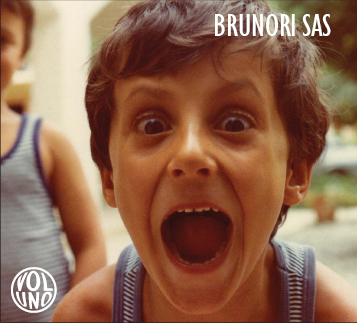 Brunori SAS - Vol.1 - Cover