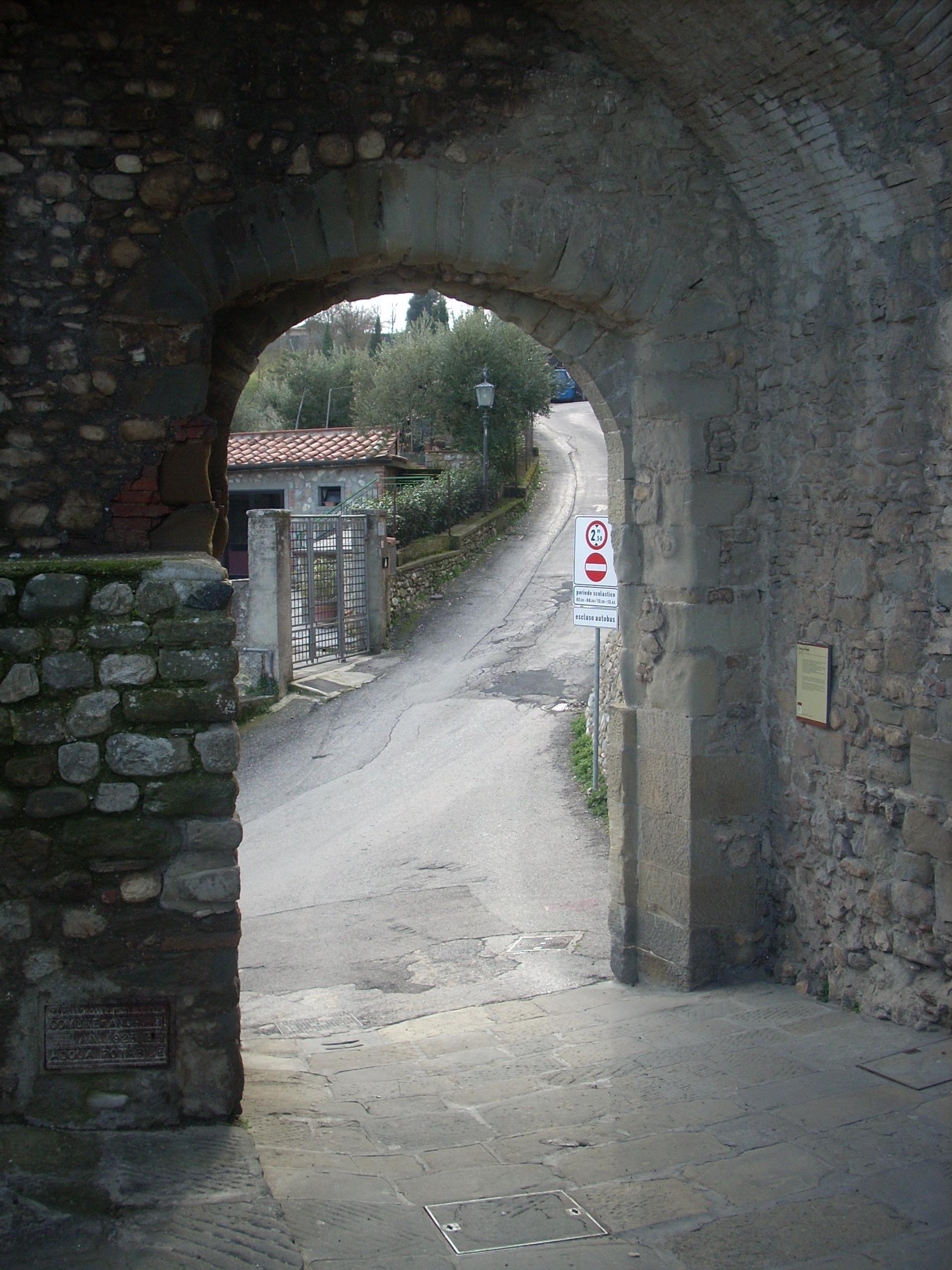 La Portaccia di Anghiari
