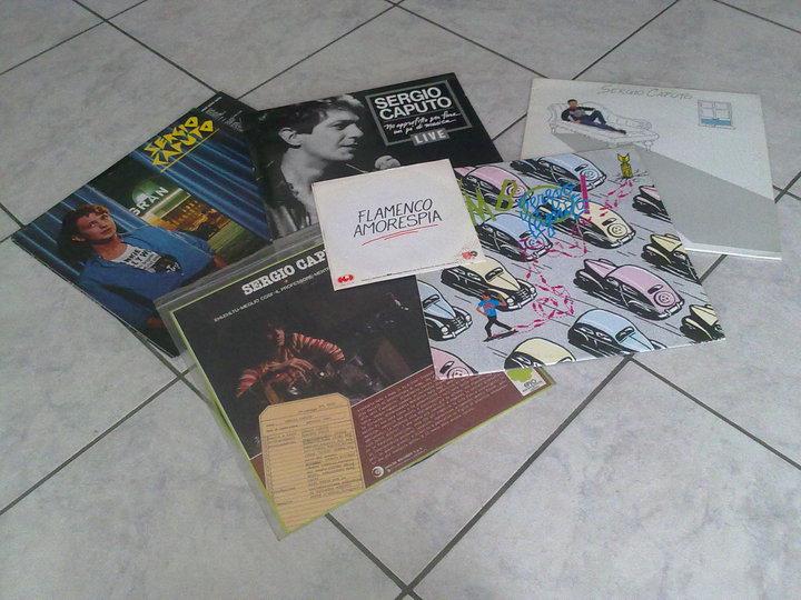 Un sabato italiano vinile LP