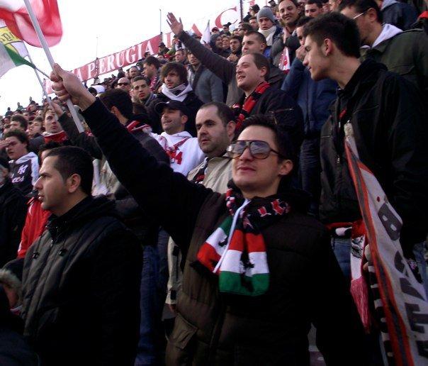 Tifosi del Perugia