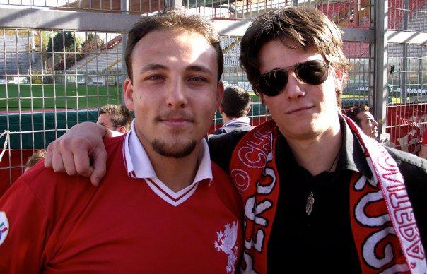 Fabio Gasparri e Andrea Salvatori