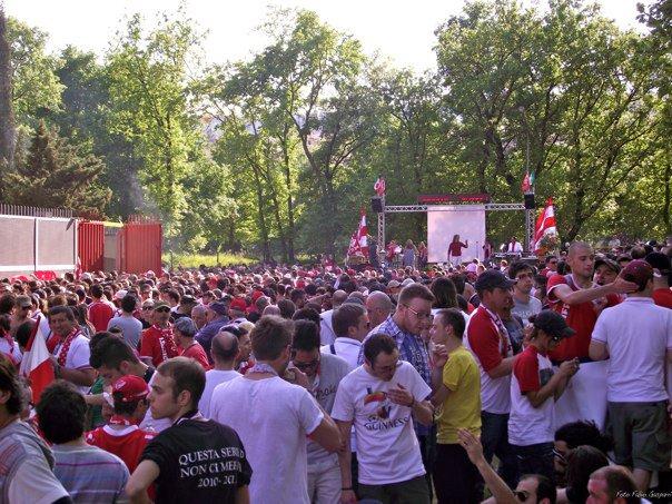 Promozione Perugia Lega Pro 2011